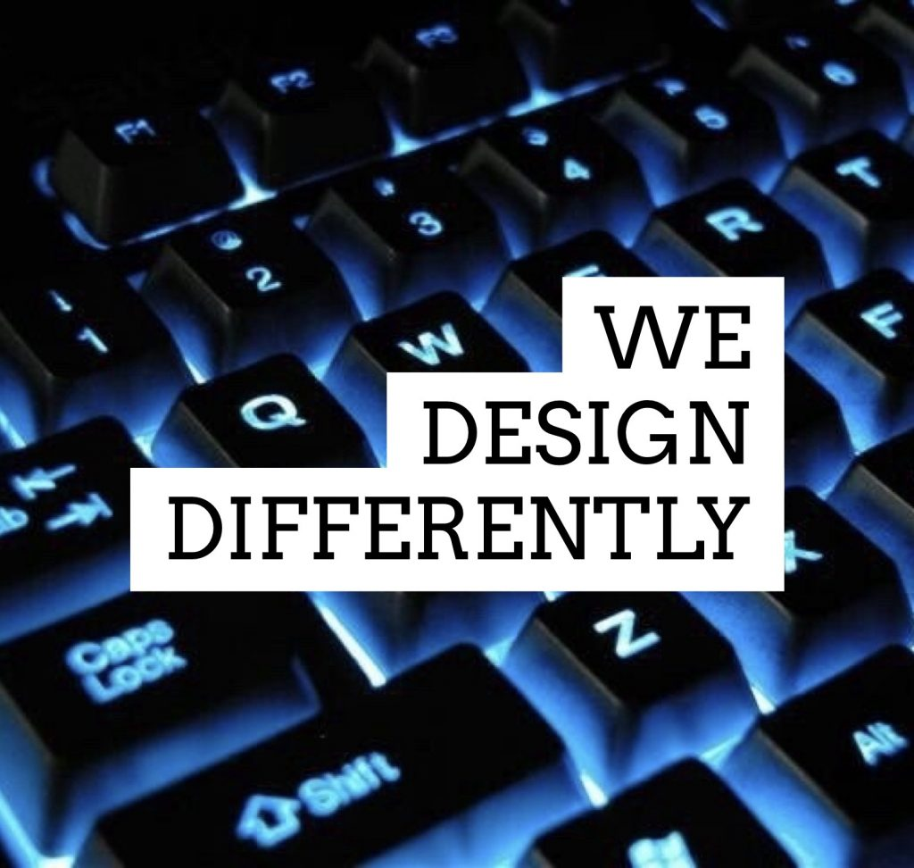 We Design Differently